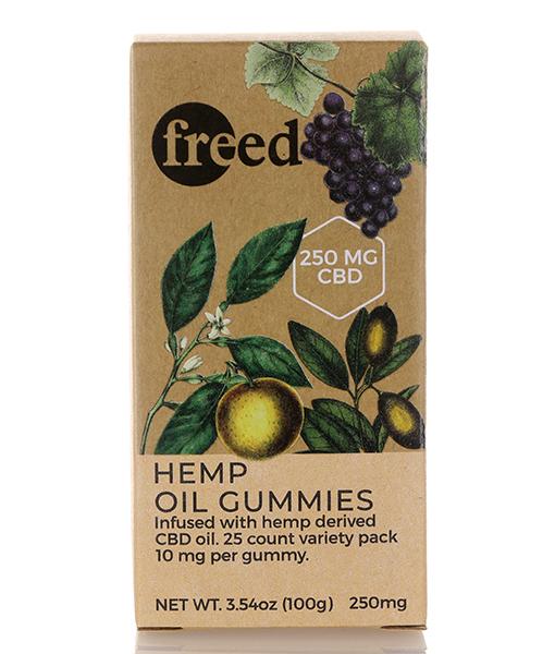 Freed CBD Gummies