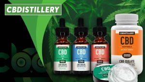 CBDistillery Reviews, Effective, Price!